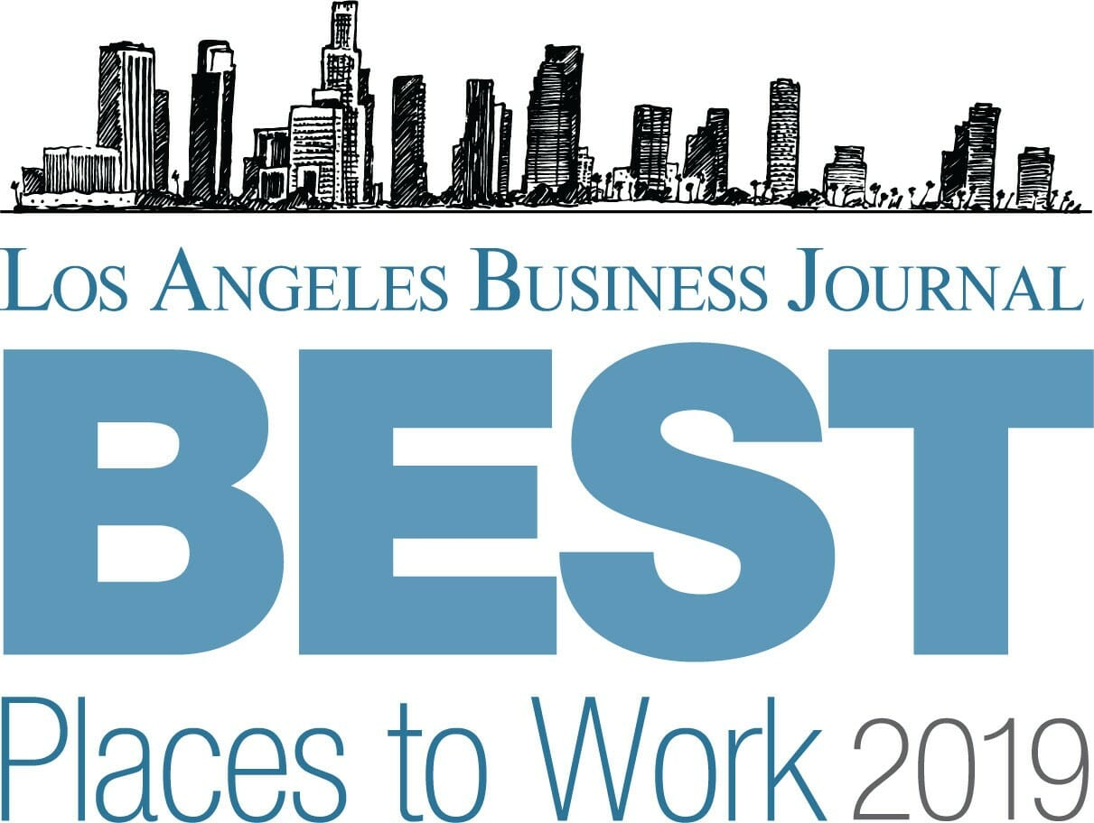 2019 Best Places to Work in LA
