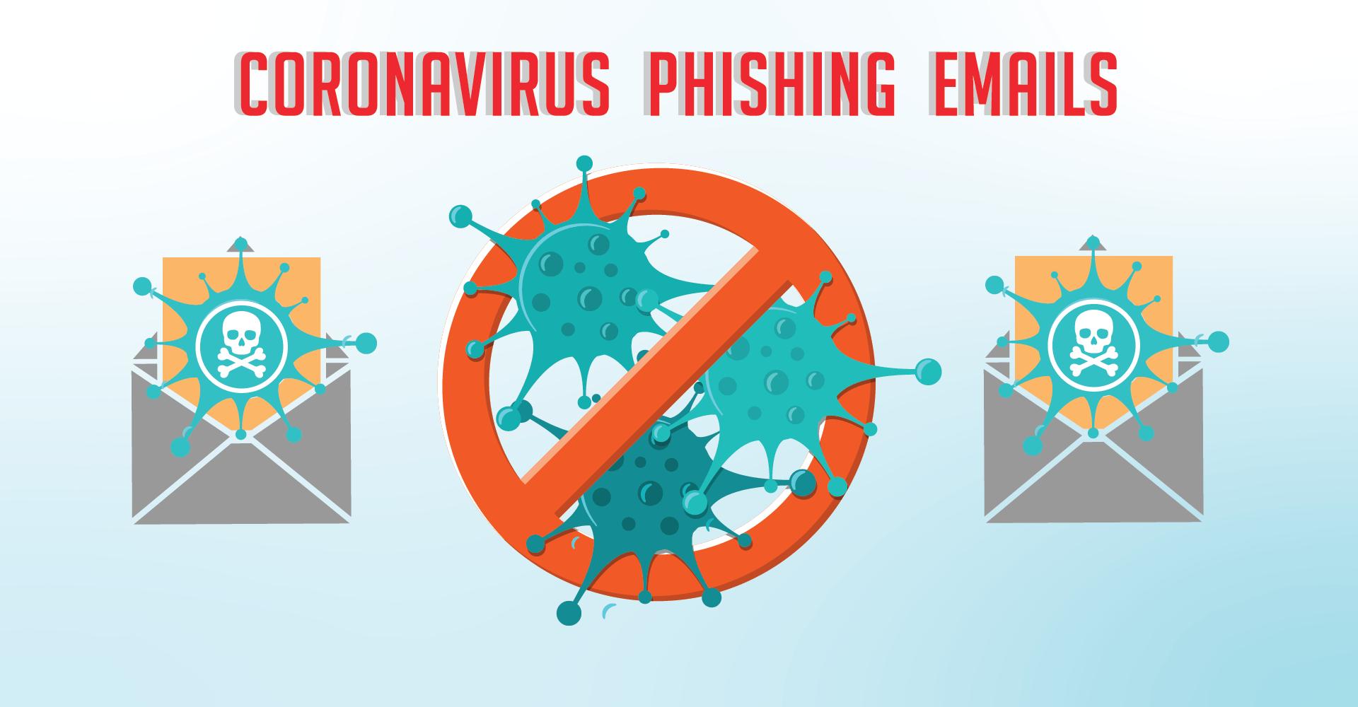 Coronavirus Phishing Emails