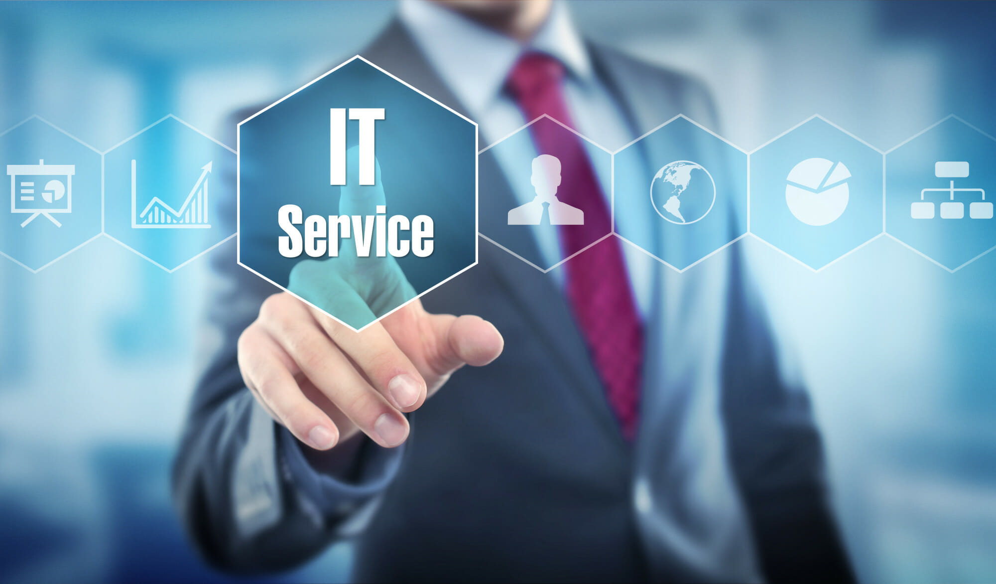 Benefits of a Managed IT Service Provider