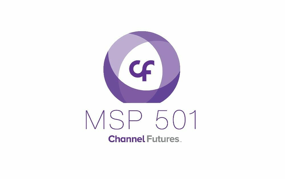 Be Structured Makes Channel Futures 2021 Top 501 Managed Service Providers